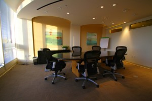 Another one of our large conference rooms