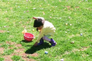 Surrogates Easter Egg Hunt